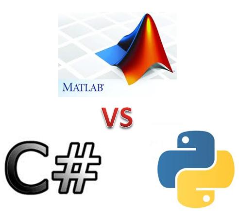 MATLAB_C#_Python